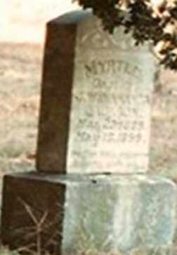 JACKSON, MYRTLE - Faulkner County, Arkansas | MYRTLE JACKSON - Arkansas Gravestone Photos