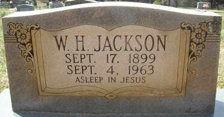 JACKSON, WILLIAM HARRELL - Faulkner County, Arkansas | WILLIAM HARRELL JACKSON - Arkansas Gravestone Photos