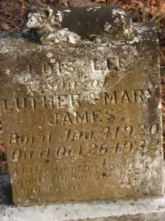 JAMES, LOIS LEE - Faulkner County, Arkansas | LOIS LEE JAMES - Arkansas Gravestone Photos