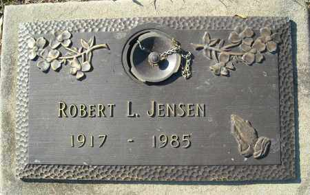 JENSEN, ROBERT L. - Faulkner County, Arkansas | ROBERT L. JENSEN - Arkansas Gravestone Photos