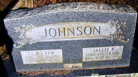 "JOHNSON, J.M. ""JIM"" - Faulkner County, Arkansas | J.M. ""JIM"" JOHNSON - Arkansas Gravestone Photos"