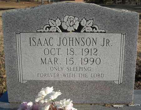 JOHNSON, JR., ISAAC - Faulkner County, Arkansas | ISAAC JOHNSON, JR. - Arkansas Gravestone Photos
