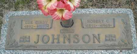 JOHNSON, ROBERT C. - Faulkner County, Arkansas | ROBERT C. JOHNSON - Arkansas Gravestone Photos