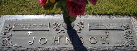 JOHNSON, EDNA LEILA - Faulkner County, Arkansas | EDNA LEILA JOHNSON - Arkansas Gravestone Photos