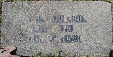 JOHNSON, UNKNOWN - Faulkner County, Arkansas   UNKNOWN JOHNSON - Arkansas Gravestone Photos