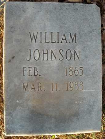 JOHNSON, WILLIAM - Faulkner County, Arkansas | WILLIAM JOHNSON - Arkansas Gravestone Photos