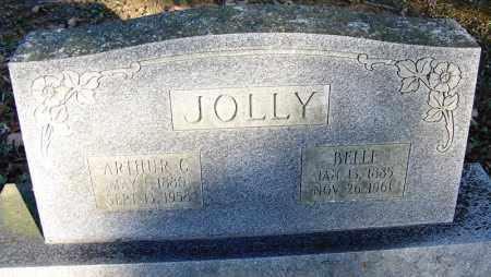 JOLLY, BELLE - Faulkner County, Arkansas | BELLE JOLLY - Arkansas Gravestone Photos