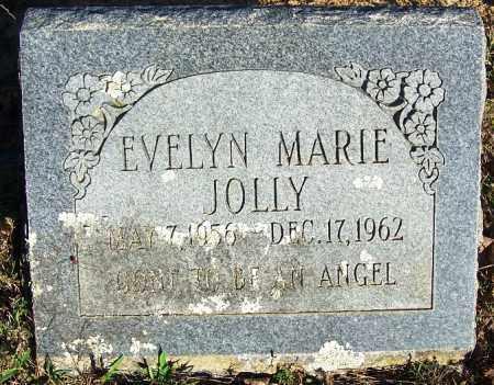 JOLLY, EVELYN MARIE - Faulkner County, Arkansas | EVELYN MARIE JOLLY - Arkansas Gravestone Photos