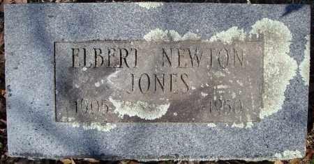 JONES, ELBERT NEWTON - Faulkner County, Arkansas   ELBERT NEWTON JONES - Arkansas Gravestone Photos