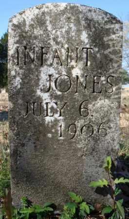 JONES, INFANT - Faulkner County, Arkansas | INFANT JONES - Arkansas Gravestone Photos