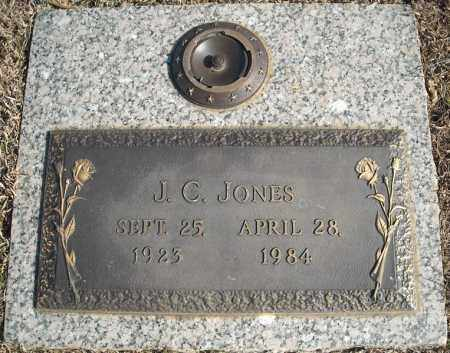 JONES, J.C. - Faulkner County, Arkansas | J.C. JONES - Arkansas Gravestone Photos