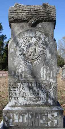 JONES, J. NEWTON - Faulkner County, Arkansas | J. NEWTON JONES - Arkansas Gravestone Photos