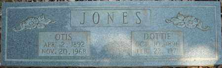 JONES, DOTTIE - Faulkner County, Arkansas | DOTTIE JONES - Arkansas Gravestone Photos