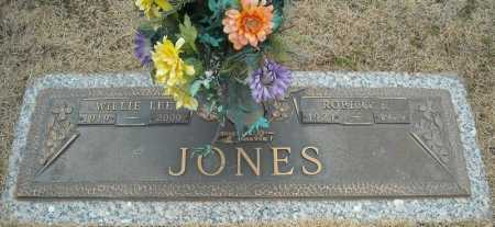 JONES, WILLIE LEE - Faulkner County, Arkansas | WILLIE LEE JONES - Arkansas Gravestone Photos