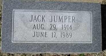 JUMPER, JACK - Faulkner County, Arkansas | JACK JUMPER - Arkansas Gravestone Photos