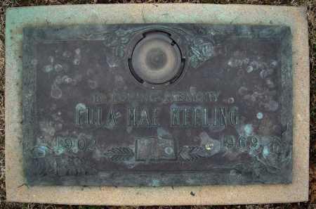KEELING, EULA MAE - Faulkner County, Arkansas | EULA MAE KEELING - Arkansas Gravestone Photos