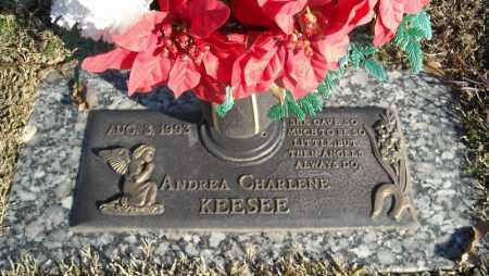 KEESEE, ANDREA CHARLENE - Faulkner County, Arkansas   ANDREA CHARLENE KEESEE - Arkansas Gravestone Photos