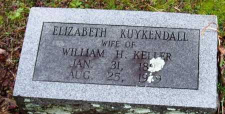 KELLER, ELIZABETH - Faulkner County, Arkansas   ELIZABETH KELLER - Arkansas Gravestone Photos
