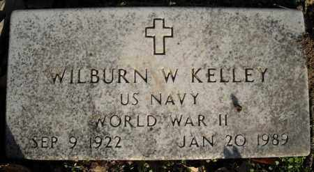 KELLEY  (VETERAN WWII), WILBURN W - Faulkner County, Arkansas   WILBURN W KELLEY  (VETERAN WWII) - Arkansas Gravestone Photos