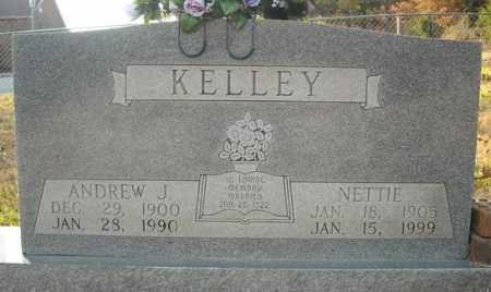 KELLEY, NETTIE - Faulkner County, Arkansas | NETTIE KELLEY - Arkansas Gravestone Photos