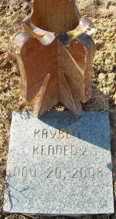 KENNEDY, KAYBE L - Faulkner County, Arkansas | KAYBE L KENNEDY - Arkansas Gravestone Photos