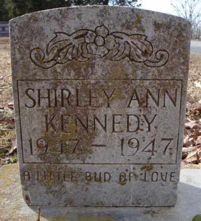 KENNEDY, SHIRLEY ANN - Faulkner County, Arkansas   SHIRLEY ANN KENNEDY - Arkansas Gravestone Photos