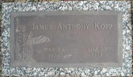 KOPP, JAMES ANTHONY - Faulkner County, Arkansas   JAMES ANTHONY KOPP - Arkansas Gravestone Photos