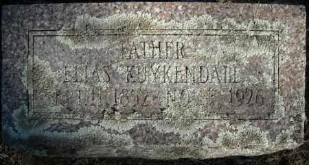 *KUYKENDALL, ELIAS - Faulkner County, Arkansas   ELIAS *KUYKENDALL - Arkansas Gravestone Photos