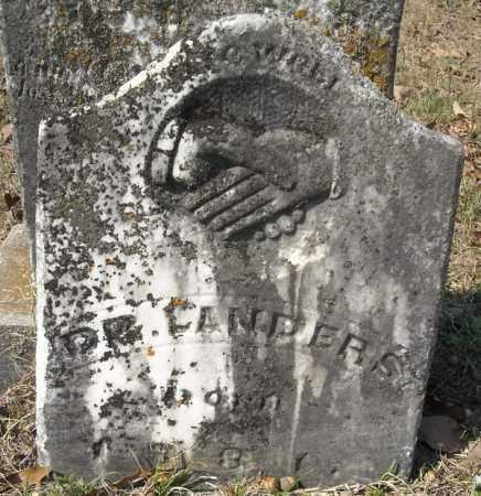 LANDERS (TOP HALF), DR. - Faulkner County, Arkansas | DR. LANDERS (TOP HALF) - Arkansas Gravestone Photos