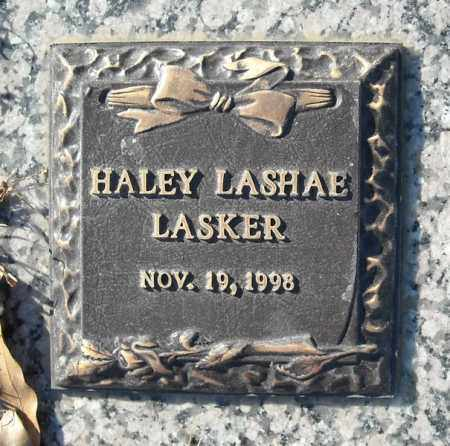 LASKER, HALEY LASHAE - Faulkner County, Arkansas   HALEY LASHAE LASKER - Arkansas Gravestone Photos