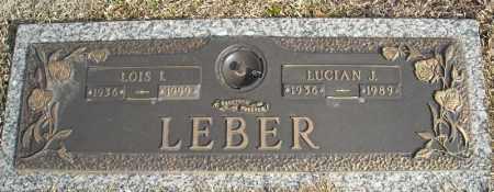 LEBER, LOIS I. - Faulkner County, Arkansas | LOIS I. LEBER - Arkansas Gravestone Photos