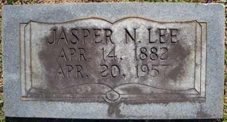 LEE, JASPER N. - Faulkner County, Arkansas | JASPER N. LEE - Arkansas Gravestone Photos