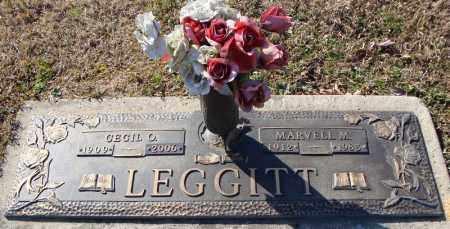 LEGGITT, MARVELL M. - Faulkner County, Arkansas | MARVELL M. LEGGITT - Arkansas Gravestone Photos