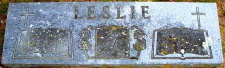 LESLIE, MILLIE E. - Faulkner County, Arkansas | MILLIE E. LESLIE - Arkansas Gravestone Photos