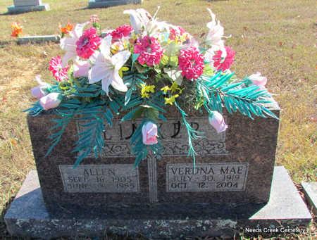LINKER, ALLEN - Faulkner County, Arkansas   ALLEN LINKER - Arkansas Gravestone Photos