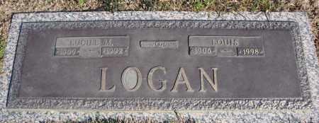 LOGAN, LOUIS - Faulkner County, Arkansas | LOUIS LOGAN - Arkansas Gravestone Photos
