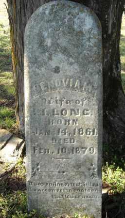 LONG, SENOVIA M. - Faulkner County, Arkansas | SENOVIA M. LONG - Arkansas Gravestone Photos