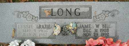 BRAZIER LONG, LESSIE - Faulkner County, Arkansas | LESSIE BRAZIER LONG - Arkansas Gravestone Photos