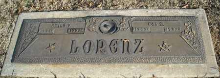 LORENZ, EMILY V. - Faulkner County, Arkansas   EMILY V. LORENZ - Arkansas Gravestone Photos