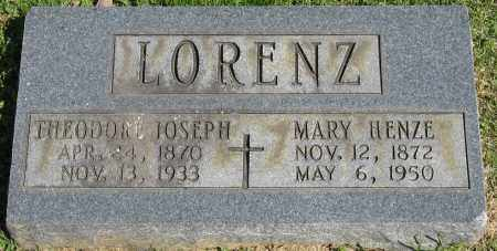 LORENZ, MARY - Faulkner County, Arkansas | MARY LORENZ - Arkansas Gravestone Photos