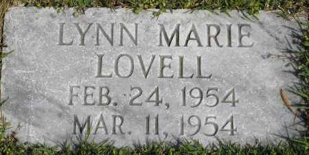 LOVELL, LYNN MARIE - Faulkner County, Arkansas | LYNN MARIE LOVELL - Arkansas Gravestone Photos