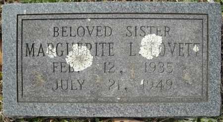 LOVETT, MARGUERITE L. - Faulkner County, Arkansas | MARGUERITE L. LOVETT - Arkansas Gravestone Photos