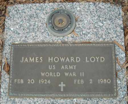 LOYD (VETERAN WWII), JAMES HOWARD - Faulkner County, Arkansas   JAMES HOWARD LOYD (VETERAN WWII) - Arkansas Gravestone Photos