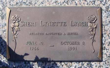 LYNCH, SHERI LYNETTE - Faulkner County, Arkansas   SHERI LYNETTE LYNCH - Arkansas Gravestone Photos