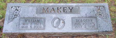 MAKEY, WILLIAM - Faulkner County, Arkansas | WILLIAM MAKEY - Arkansas Gravestone Photos