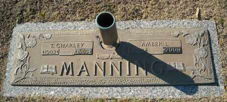 MANNING, AMBER L. - Faulkner County, Arkansas | AMBER L. MANNING - Arkansas Gravestone Photos
