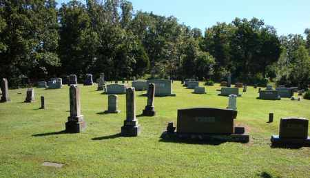 *MARCUS HILL OVERVIEW 2,  - Faulkner County, Arkansas |  *MARCUS HILL OVERVIEW 2 - Arkansas Gravestone Photos