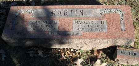 MARTIN, MARGARET H. - Faulkner County, Arkansas   MARGARET H. MARTIN - Arkansas Gravestone Photos
