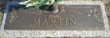 MARTIN, CHARLES ED - Faulkner County, Arkansas   CHARLES ED MARTIN - Arkansas Gravestone Photos