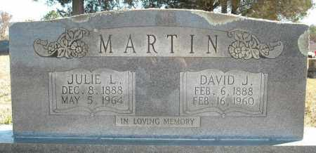 MARTIN, DAVID J. - Faulkner County, Arkansas | DAVID J. MARTIN - Arkansas Gravestone Photos